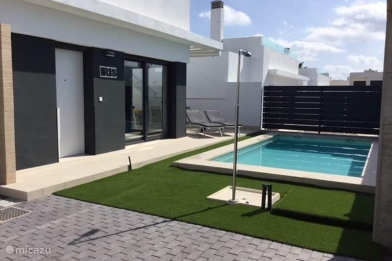 Vakantiehuis Spanje, Costa Blanca, Orihuela Villa Vistabella Villa Iris privé zwembad
