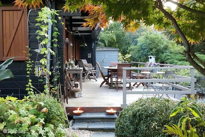 Vakantiehuis België, Ardennen, Villers-Sainte-Gertrude Chalet Le Hibou
