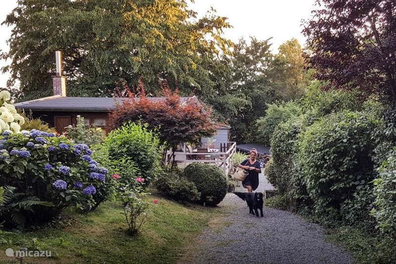 Ferienwohnung Belgien, Ardennen, Villers-Sainte-Gertrude Chalet Le Hibou