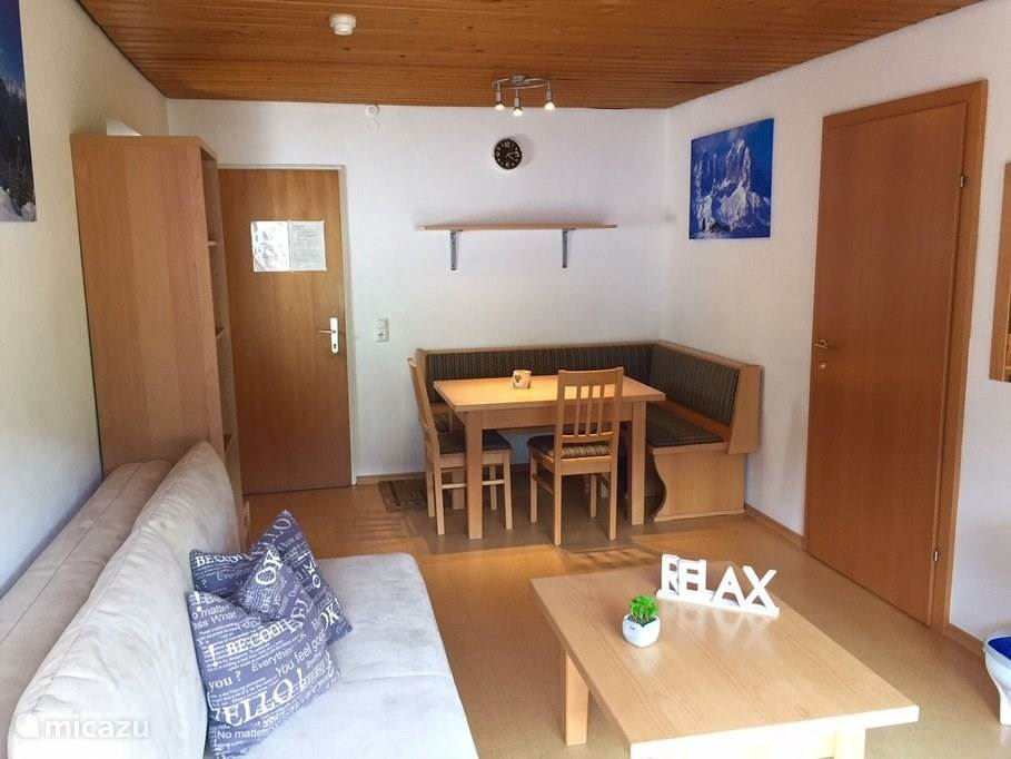 Vacation rental Austria, Tyrol, Niederau Apartment Sonnenalp Relax (2-4 pers)