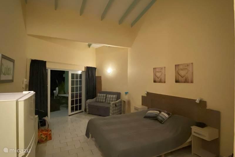 Vakantiehuis Curaçao, Banda Ariba (oost), Seru Coral Studio Beach Studio op Seru Coral Resort