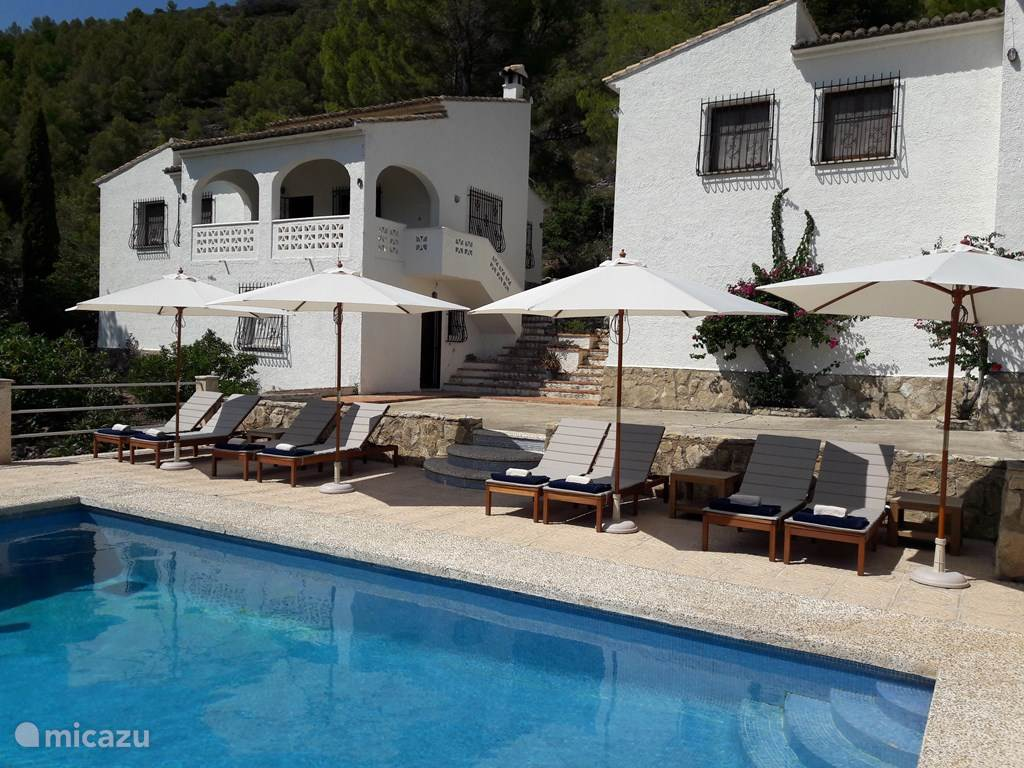 Vakantiehuis Spanje, Costa Blanca, Adsubia villa Casas Alegria
