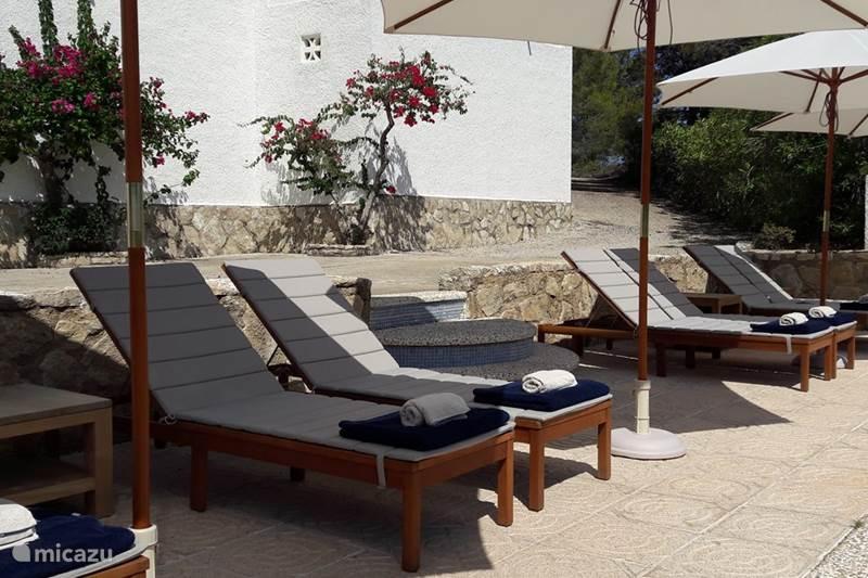 Vacation rental Spain, Costa Blanca, Adsubia Villa Casas Alegria
