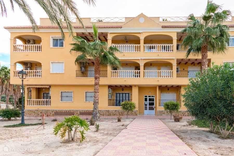 Vakantiehuis Spanje, Murcia, Jacarilla appartement La Casa Amarilla in Jacarilla