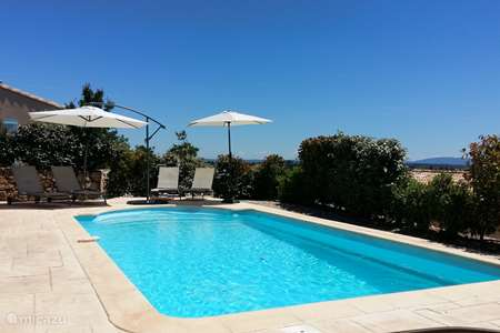 Vacation rental France – villa Villa le Vigne