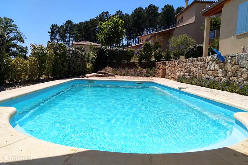 Vakantiehuis Frankrijk, Ardèche, Joyeuse Villa Villa la Vigne