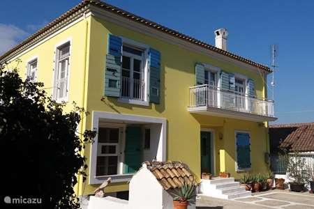 Vakantiehuis Griekenland, Corfu, Corfu-Stad villa The artists house