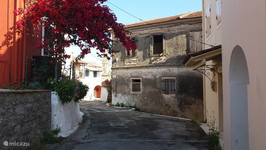 Pittoreske dorpje Viros