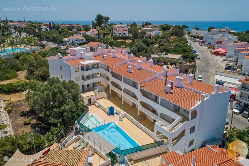 Vakantiehuis Portugal, Algarve, Carvoeiro Appartement Algarve Appartement bij strand. 208
