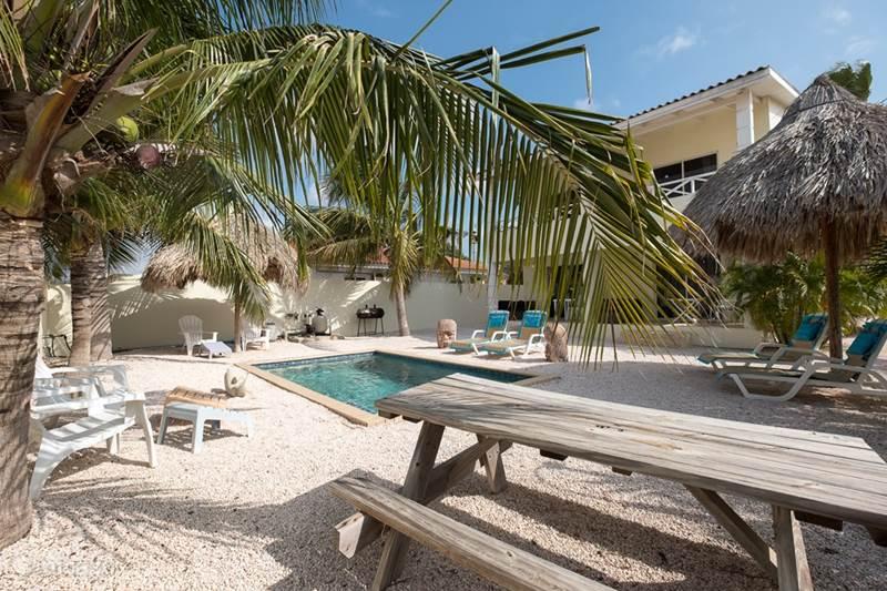 Vakantiehuis Curaçao, Curacao-Midden, Abrahamsz Appartement LOW Budget Apartments Curacao