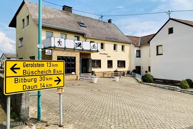 Ferienwohnung Deutschland, Eifel, Salm Ferienhaus Ferienhaus SALM
