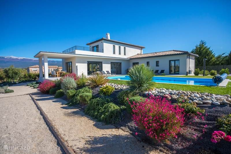 Vakantiehuis Frankrijk, Vaucluse, Blauvac Villa Villa la Proventou
