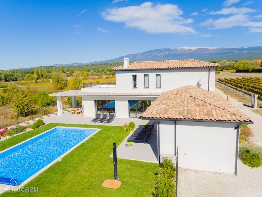 Vakantiehuis Frankrijk, Provence, Blauvac Villa Villa la Proventou