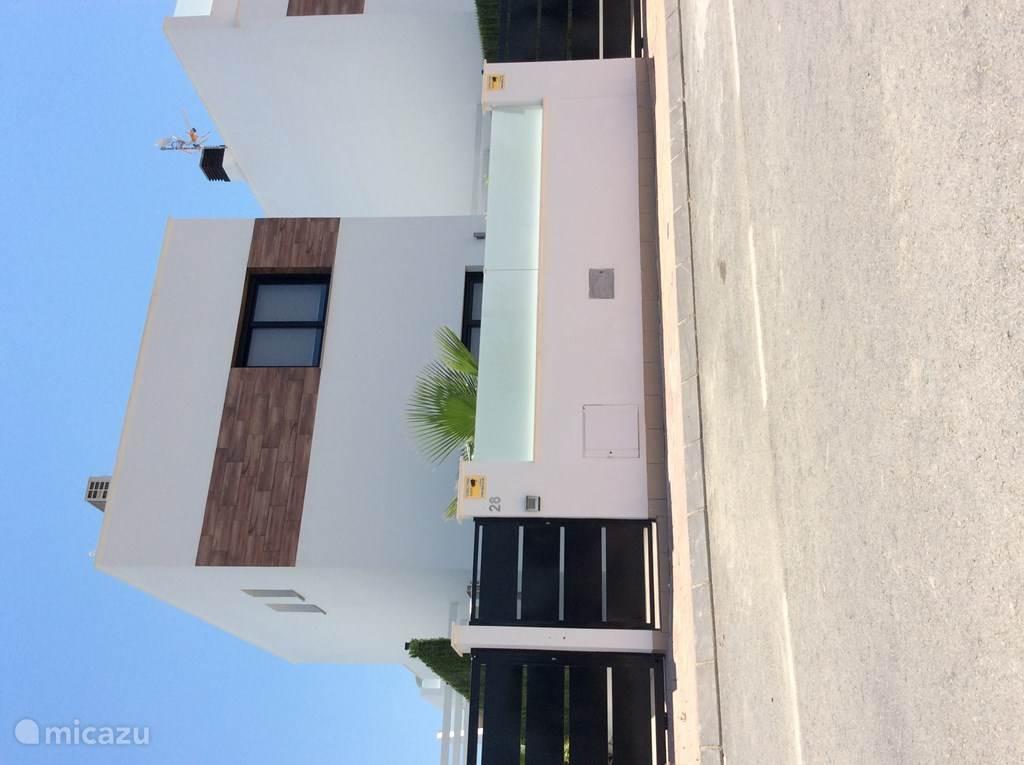 Vakantiehuis Spanje, Costa Cálida, Lo Pagán vakantiehuis Casa Bajo EL Sol