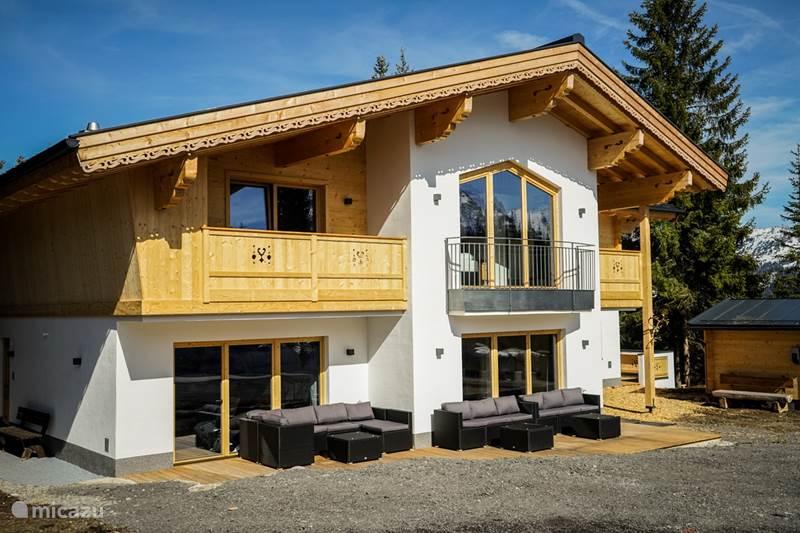 Vacation rental Austria, Salzburgerland, Krimml Chalet Chalet Zillertal Arena 3