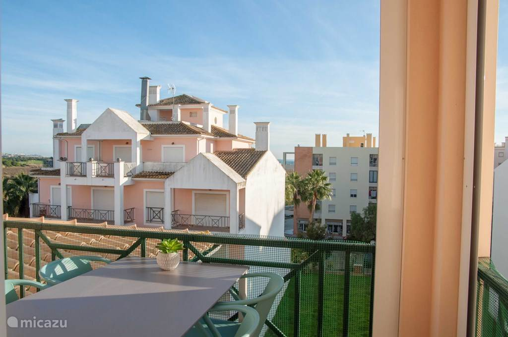 Vakantiehuis Portugal, Algarve, Armação de Pêra Appartement Solario Da Praia