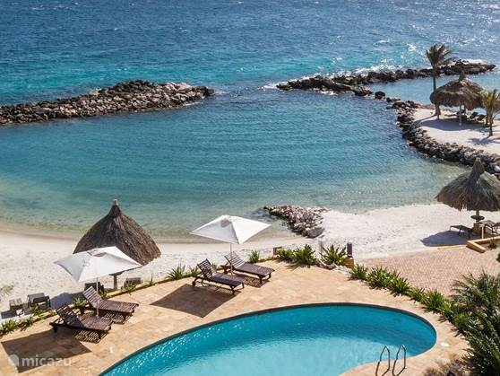 Vakantiehuis Curaçao, Curacao-Midden, Willemstad Appartement  The Strand | 5- pers. appartement