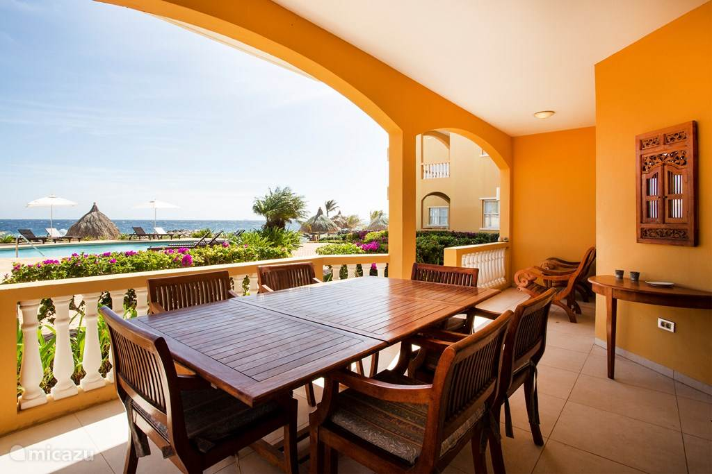 Vacation rental Curaçao, Curacao-Middle, Willemstad Apartment The Strand