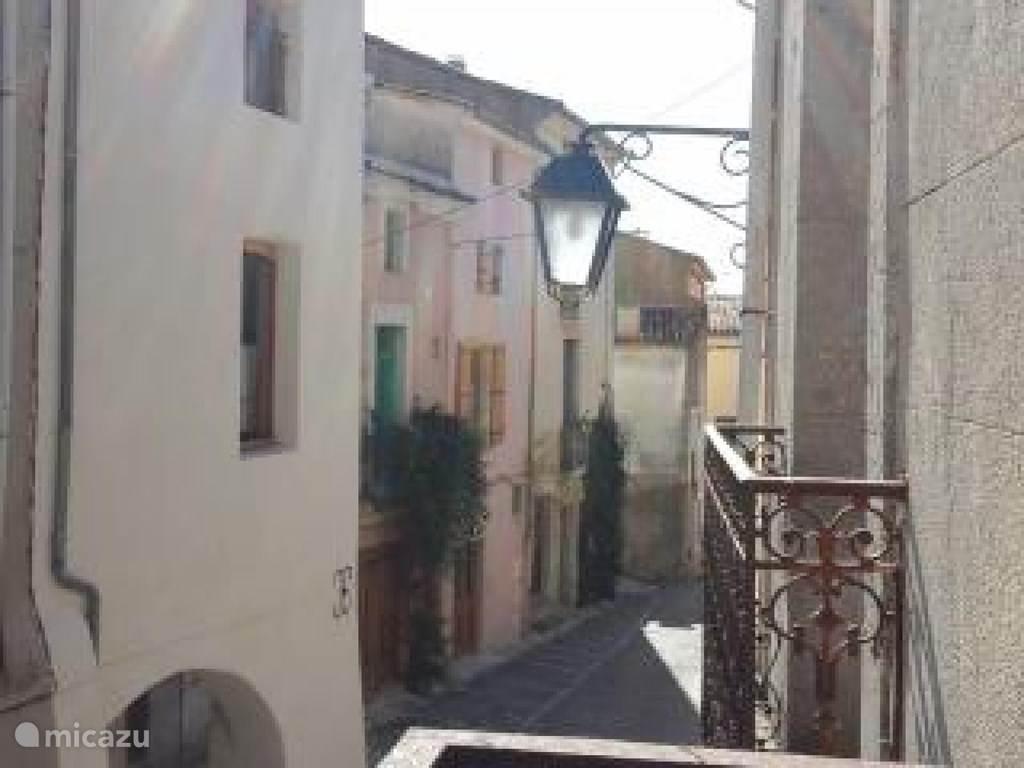 Vakantiehuis Frankrijk, Languedoc-Roussillon, Aniane appartement Au Mazel