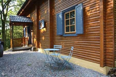 Vakantiehuis België, Ardennen, Oignies-en-Thierache chalet La Promenade