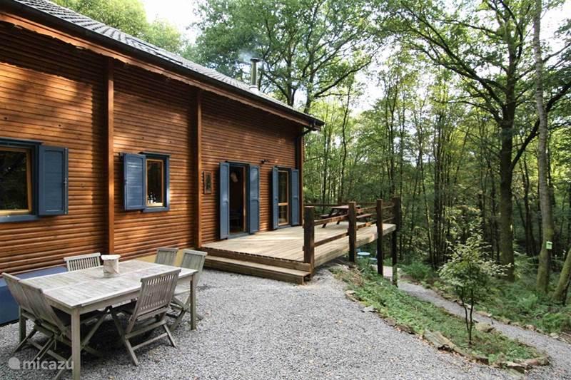 Vacation rental Belgium, Ardennes, Oignies-en-Thierache Chalet La Promenade