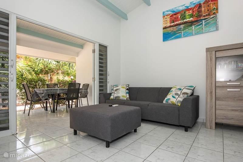 Vakantiehuis Curaçao, Banda Ariba (oost), Seru Coral Appartement Seru Coral Apartment3 evt. met auto
