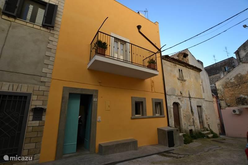 Vakantiehuis Italië, Apulië (Puglia) , Vico del Gargano Stadswoning La Dolce Olita