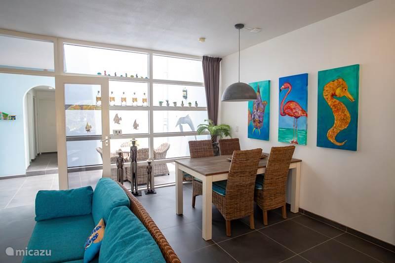 Vacation rental Bonaire, Bonaire, Belnem Apartment Windsock Beach Resort apartment # 1