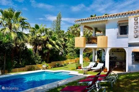 Vacation rental Spain, Costa del Sol, Marbella Elviria villa Villa la Madrugada