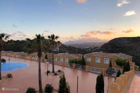 Vacation rental Spain, Costa Blanca, Benitachell apartment Casa del Cooper