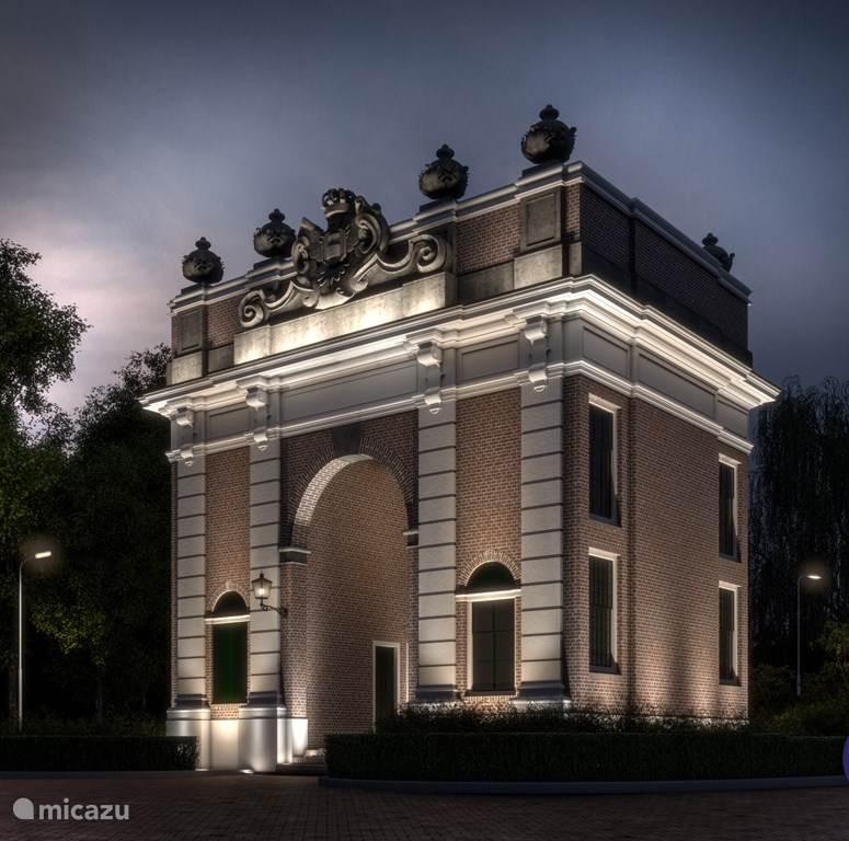 Vakantiehuis Nederland, Zeeland, Middelburg Appartement De Koepoort