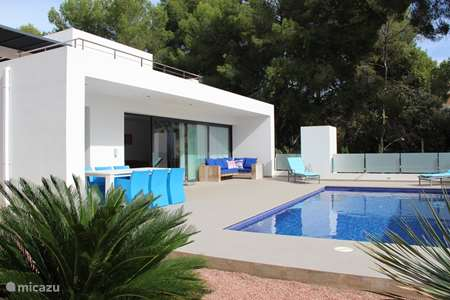 Vacation rental Spain, Costa Blanca, Moraira villa Villa Assura