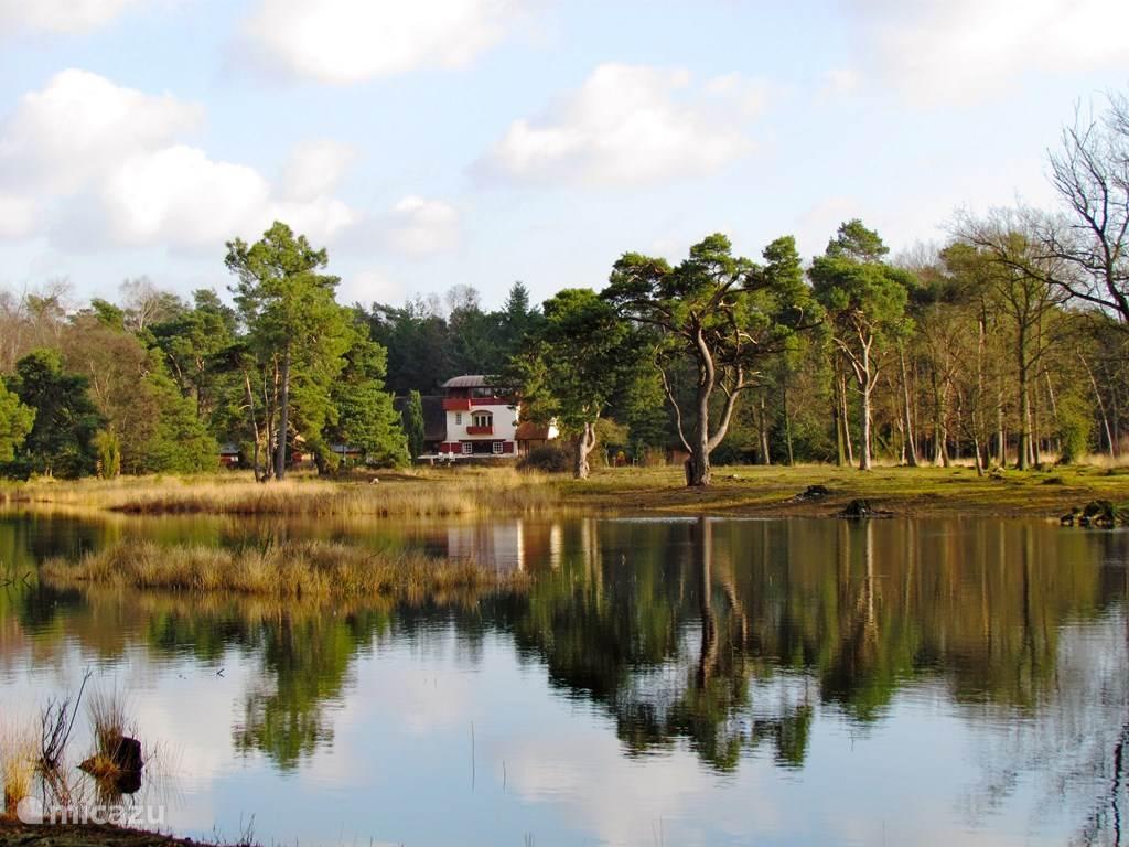 Vakantiehuis Nederland, Overijssel, Beckum Vakantiehuis Buitenplaets de Heide