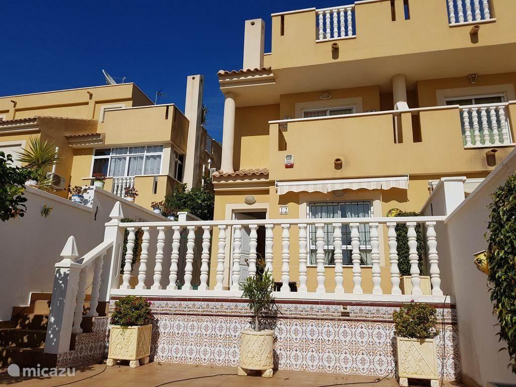 Ferienwohnung Spanien, Costa Cálida, Puerto de Mazarrón reihenhaus Villa Sun am Meer