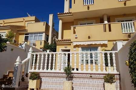 Vacation rental Spain, Costa Calida, Puerto de Mazarrón - terraced house Villa Sun by the sea
