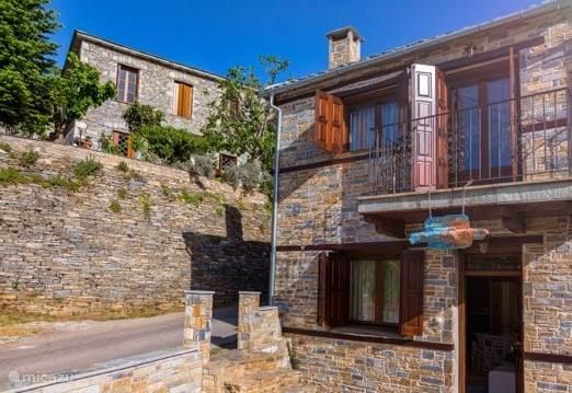 Vakantiehuis Griekenland, Pilion, Neochori Vakantiehuis Liogerma