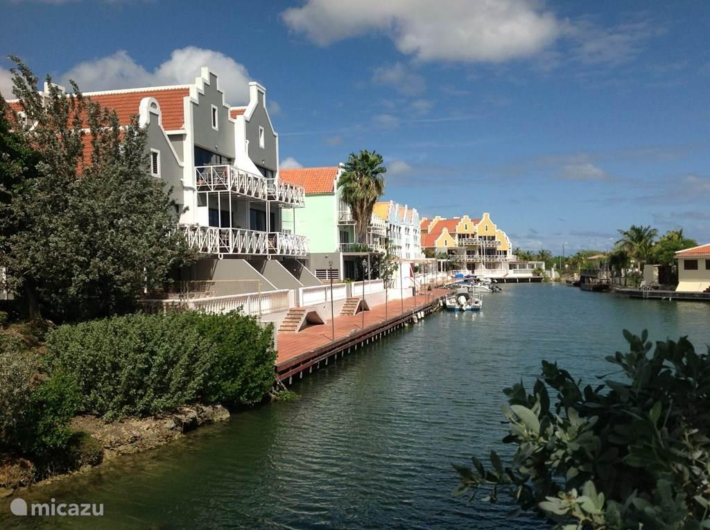 Vacation rental Bonaire – apartment Friendly homes Bonaire Apartment