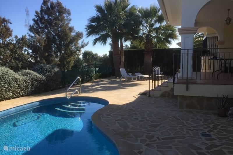 Vakantiehuis Spanje, Costa Blanca, Bonalba Villa Casa Florida