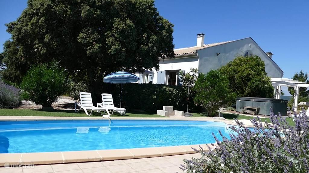 Vakantiehuis Frankrijk, Languedoc-Roussillon, Bize-Minervois villa Le Pavillon 2 - 6 personen