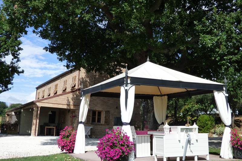 Vakantiehuis Italië, Marche, Ostra Vakantiehuis Il Sorriso