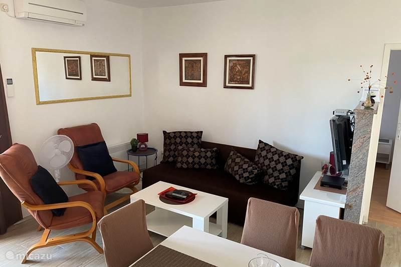 Vacation rental Croatia, Dalmatia, Sveti Filip i Jakov Apartment Apartment Dragan