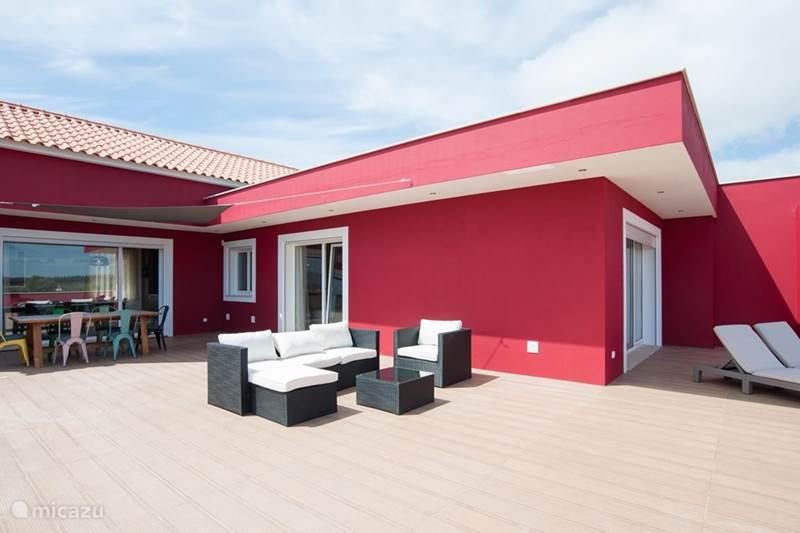 Vakantiehuis Portugal, Costa de Prata, Barro Lobo de Cima Appartement Quinta Roninho - Appartement Lisboa