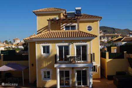 Ferienwohnung Spanien, Costa Cálida, Mazarrón villa Villa Jenny Mazarron Country Club