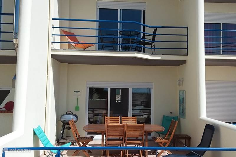 Vakantiehuis Portugal, Costa de Prata, São Bernardino Geschakelde woning Casa Vista Oceano