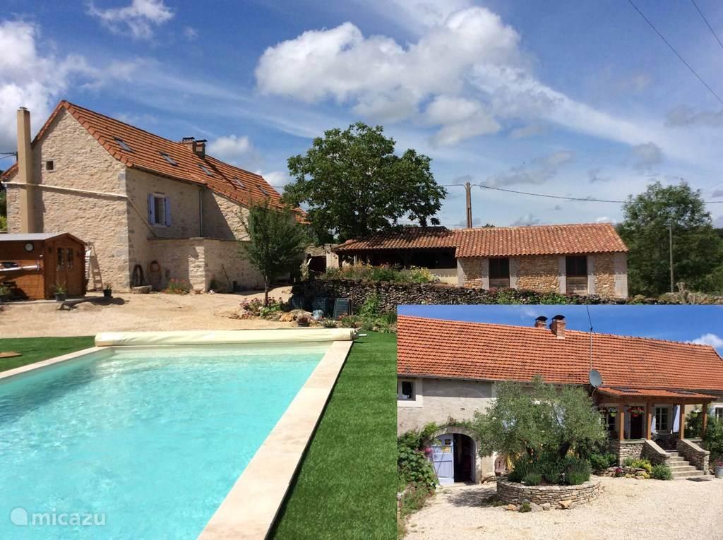 Vakantiehuis Frankrijk, Lot, Varaire vakantiehuis Clos des Escoutilles
