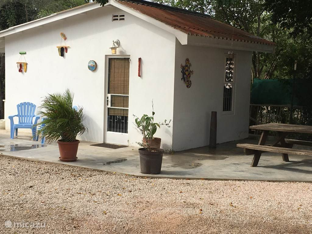 Vacation rental Curaçao, Curacao-Middle, Julianadorp studio Casita