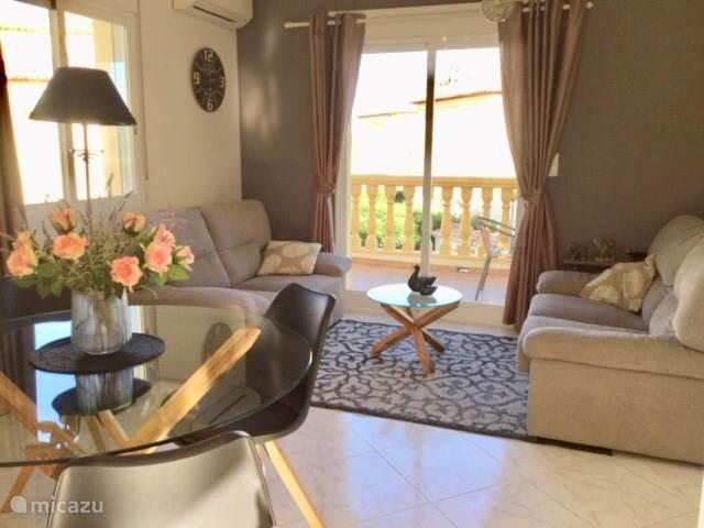 Vakantiehuis Spanje, Costa Blanca, Dénia Appartement Appartement 150m van zandstrand