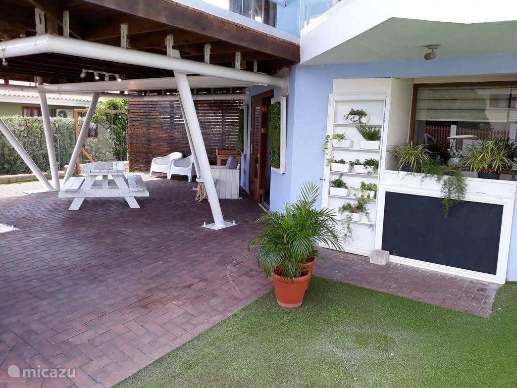 Vakantiehuis Curaçao, Banda Ariba (oost), Brakkeput Abou Studio Studio Adelisia