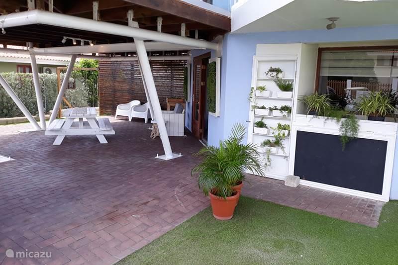 Vacation rental Curaçao, Banda Ariba (East), Brakkeput Abou Studio Studio Adelisia