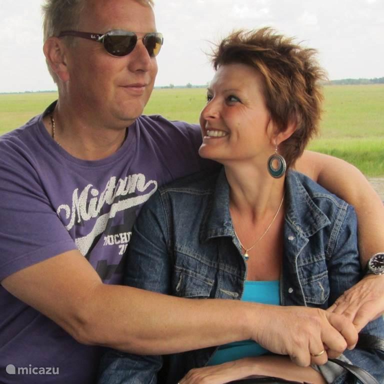 Sandra & Lodewijk  Meeter